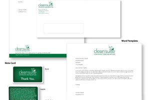 Cleansuite Services – Branding, SEO and Website Development