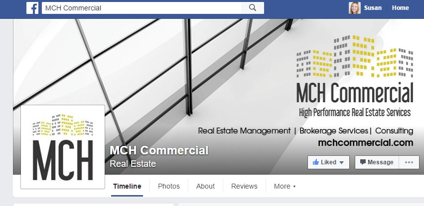 MCH Commercial - Facebook Profile Template