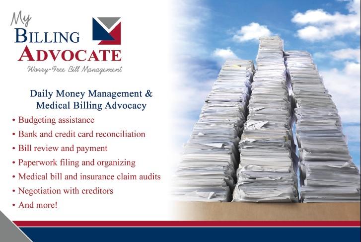 My Billing Advocate - Postcard