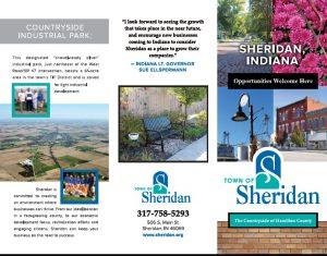Sheridan Brochure Snapshot