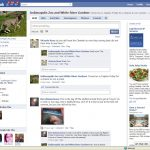 Indianapolis Zoo's Facebook Fan page