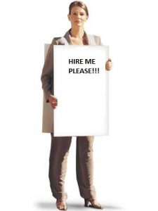Wearing a sandwich board to bring in new business? You might need a marketing plan.